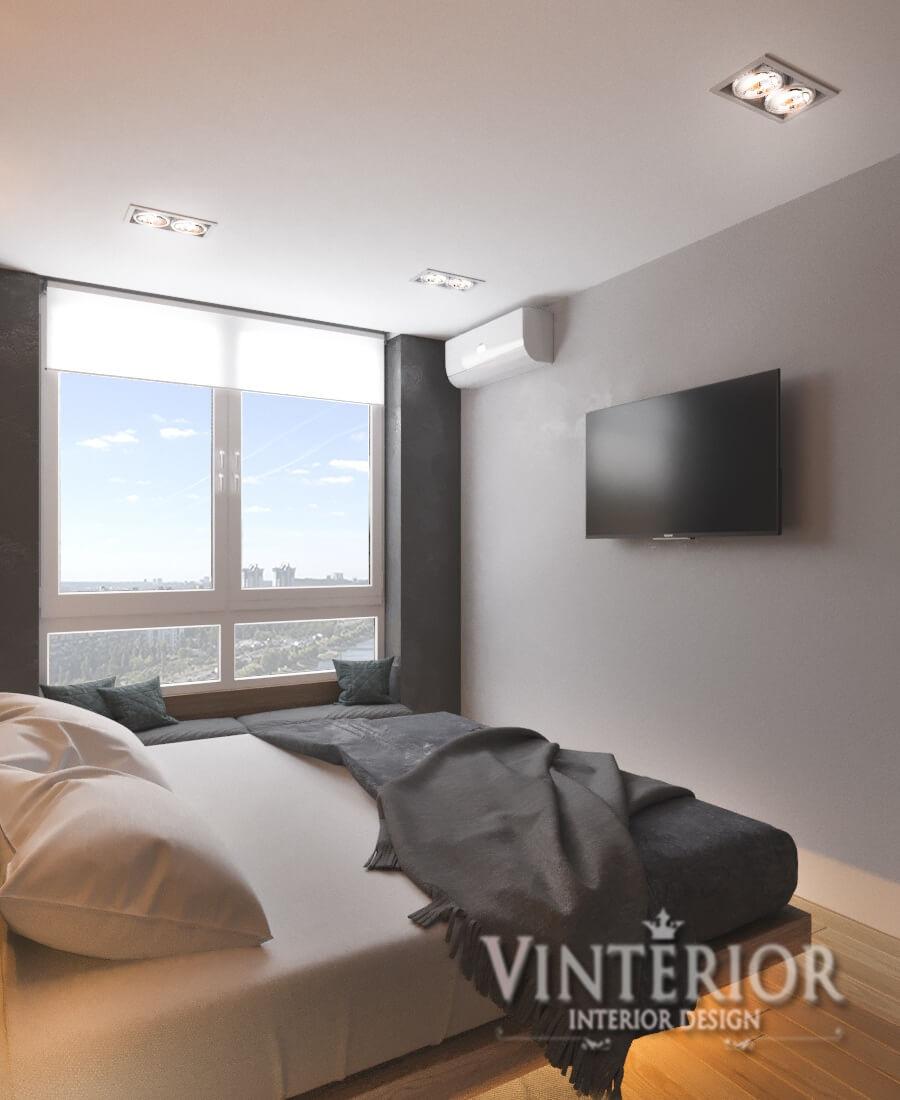 Квартира 1-комнатная, ЖК «Киевская Венеция», г. Киев