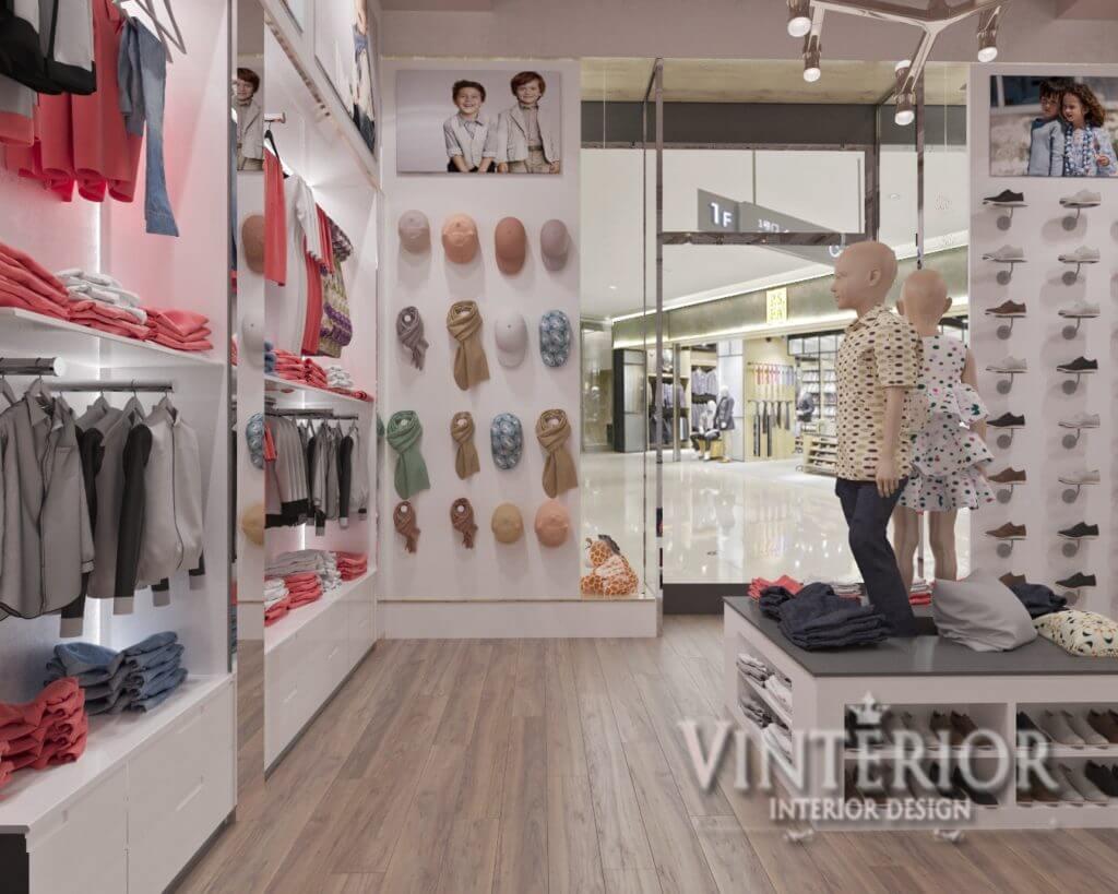 Магазин детской одежды «Mon Amour», г. Киев