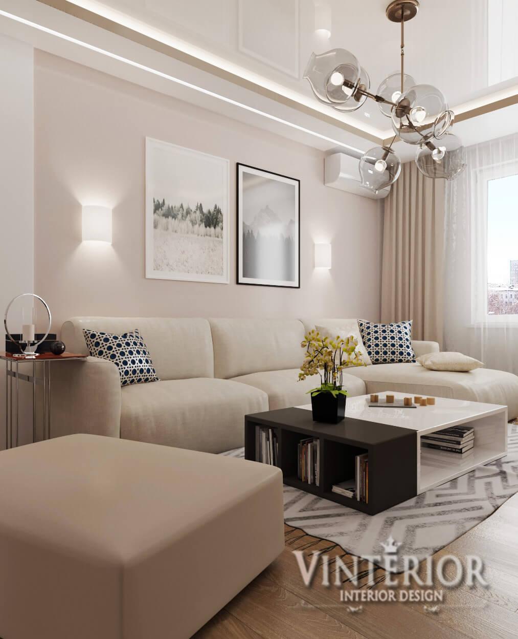 Дизайн спальни 12 кв м: выбор цветового оформления 75