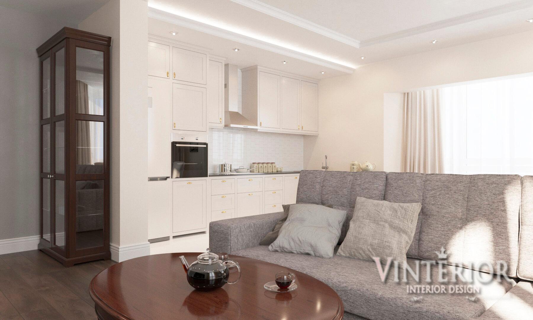 Квартира 3-х комнатная, ЖК «ул. Коперника 7», г. Киев