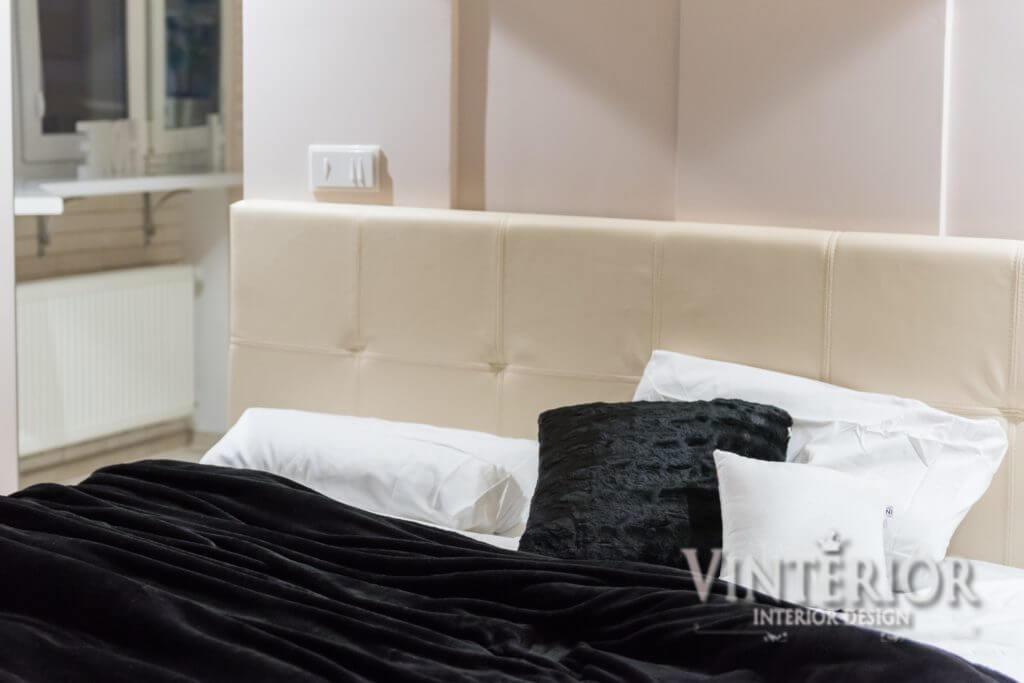 Реализованный проект, 1-комнатная квартира, Софиевская Борщаговка